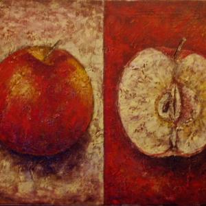Jablko | 40x30cm