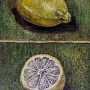 Citron | 20x30cm