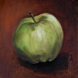 Zelené jablko | 15x15cm