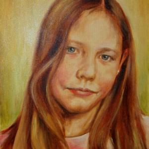 Kristýna | 40x55cm