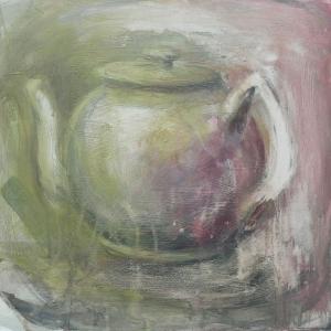 Konvička 3 | 30x30, akryl