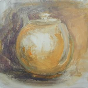 Konvička 5 | 30x30, akryl