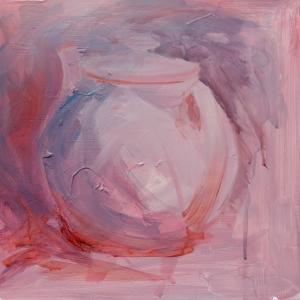 Konvička 6 | 30x30, akryl