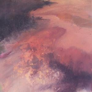 Strážovická I. | 60x45, akryl plátno